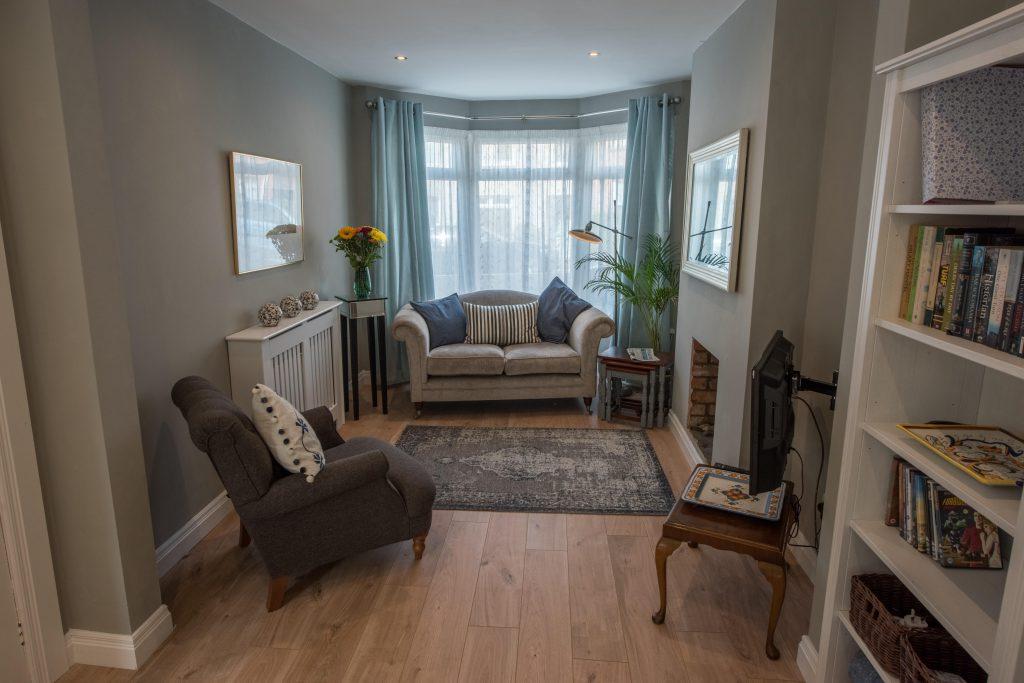Ninety Seven - Living Room