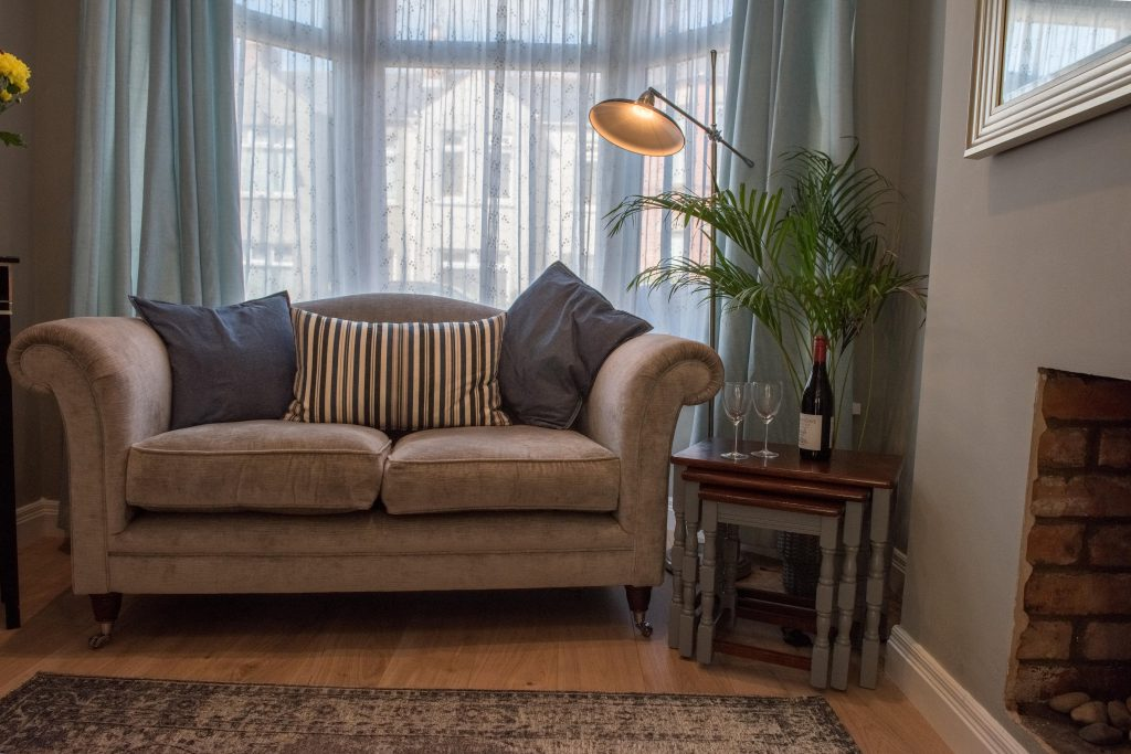 Ninety Seven - Living Room with a personal touch
