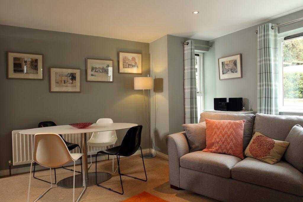 The Annex - Living Area